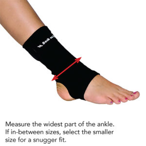 d5edd2641f Ankle Brace Sock – Therapeutic Ankle Wrap
