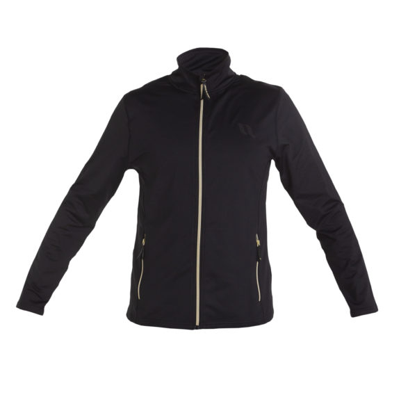 Liam light weight zip up