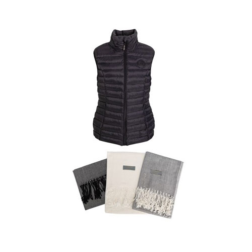 Vest-and-Scarf